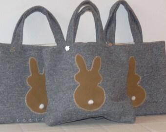 Gift bag, rabbit bag, small bag