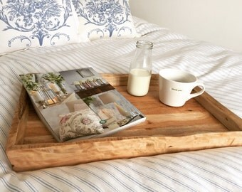 Handmade Wooden Serving Tray - Made to order