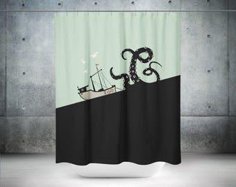 Octopus shower | Etsy