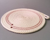 Coiled Rope Trivet