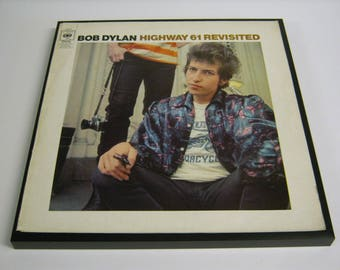 Bob Dylan Special Unique Wall Framed Record Sleeve/Cover Gift/Present