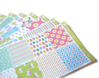 Easter Time Planner Sticker Kit by Daisyduster Designs