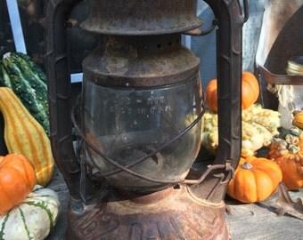 Vintage Dietz No.2 Lantern