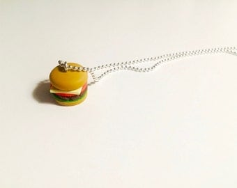 COLLAR SMALL BURGER