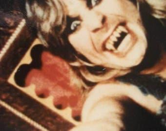 Ozzy Osbourne, photo patch 80 s !! Rare .