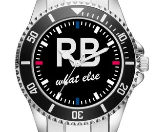 RB supporter passion gift merchandise watch 2659
