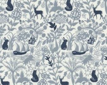 Forest  Fitted Sheet, crib sheets, antlers, deer, woodland nursery, ivory, baby girl nursery, modern nursery