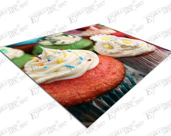 Print on Canvas delicious Cup Cakes X1337