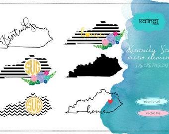 Kentucky svg, Kentucky  vector file, Kentucky  SVG file, svg, Kentucky  state, Kentucky state silhouette,KY svg  ID#st-ky