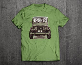 Land Cruiser shirts, Jeep t shirt, Toyota Jeep shirt, Cars t shirts, men tshirts, women t shirts, muscle car shirts, bikes shirts, off road