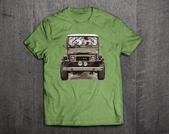Land Cruiser shirts, Jeep t shirt, Toyota Jeep shirt, Cars t shirts, men tshirts, women t shirts, muscle car shirts, bikes shirts, off road