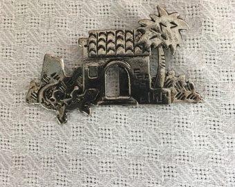 Southwestern Desert Themed Pin