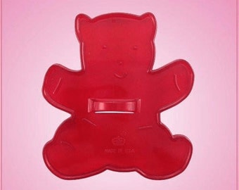Vintage Style Teddy Bear Cookie Cutter