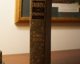Engineering Drawing/Thomas French/1947/7th Edition McGraw Hill