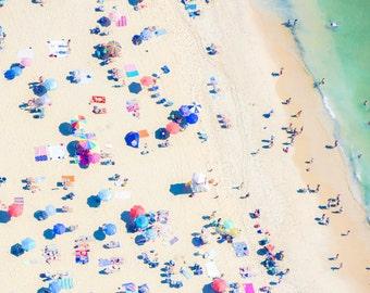 Belmar I - Aerial Beach Photography