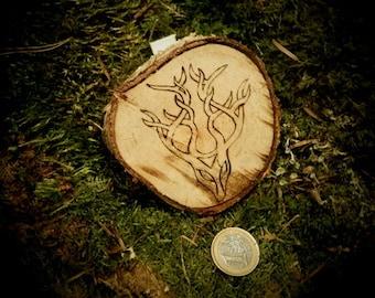 Celtic deer