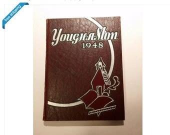 1948 McKeesport (PA) High School yearbook