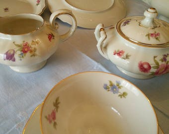 Vintage Tea set for 6