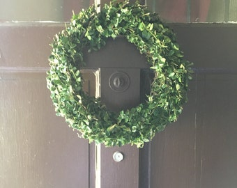 "12"" Boxwood Wreath"