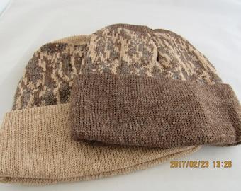 Camo Cuff Beanie/Hat