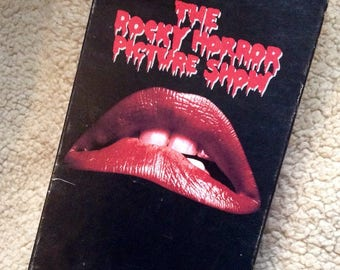 Rocky Horror Picture Show VHS