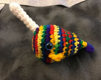 Narwhal toy