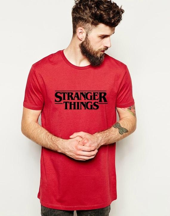 Stranger Things - Logo Shirt