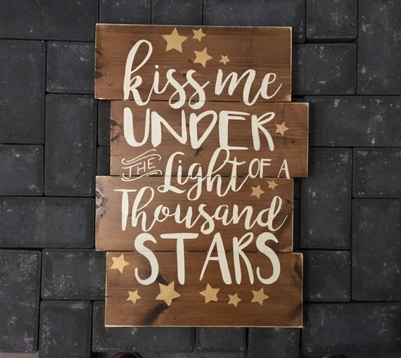 STOCK SALE! - Ed Sheeran - Thinking Outloud Lyrics - Ready to Ship - Get it in Time For Christmas!