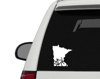 Bike Minnesota Decal