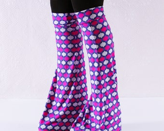 MOD Print Boot Covers/Leg Warmers