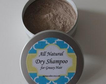 All Natural DRY SHAMPOO/Free shipping