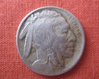 1913 Buffalo Nickel Varity 2