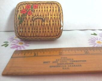 Vintage Tiny Dodo Designs tin made in England