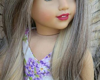 OOAK Custom American Girl Doll Talayah