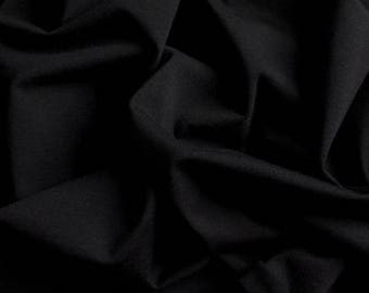 Cotton BLACK  uni