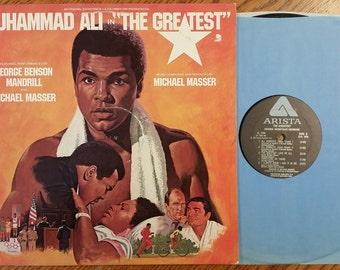 OST, Original Soundtrack, Muhammad Ali, The Greatest - Michael Masser, George Benson, Mandrill