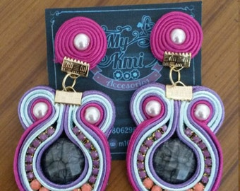 Tendrils Soutache with movement