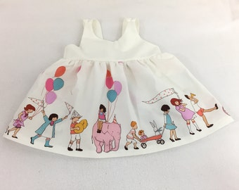Children On Parade Party Dress