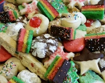 Cookie of the Month Club - Homemade 2 Dozen Cookies - 3, 6 or 12 Month - BEST VALUE!