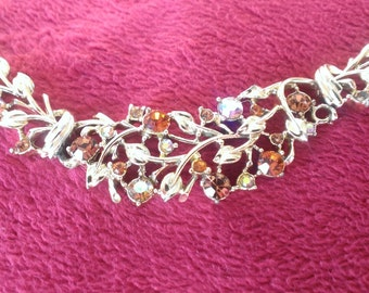 Vintage Pretty Choker Necklace