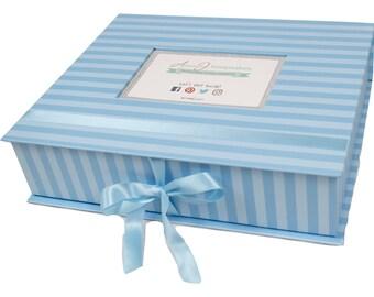 Baby Keepsake Box (3 colors available)