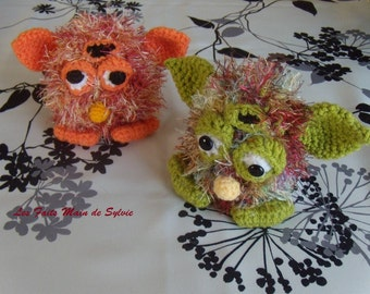 Furby to crochet