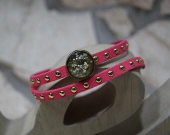 """Bracelet """"Dill flowers"""""""