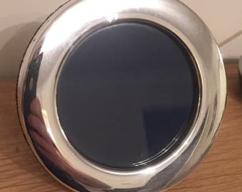 Vintage Sterling silver photograph frame - Sheffield 1985