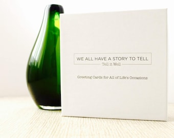 Box Set of 8- Greeting Cards for Any Occasion