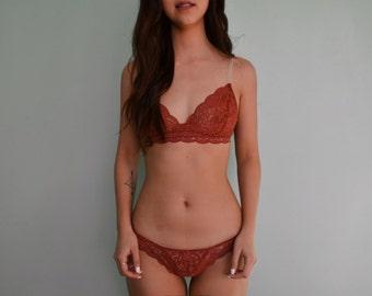 Red Jane Bra