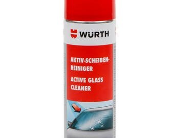 Wurth Active Glass Cleaner