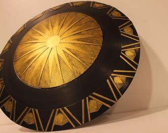 Wonder Woman Movie Shield, All Metal Shield