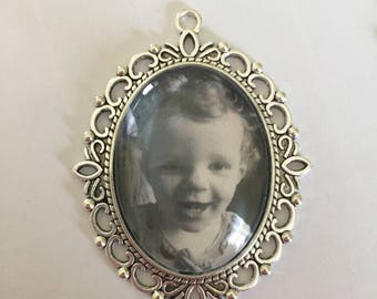 Photo cabochon
