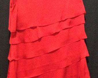 Christmas size large dress
